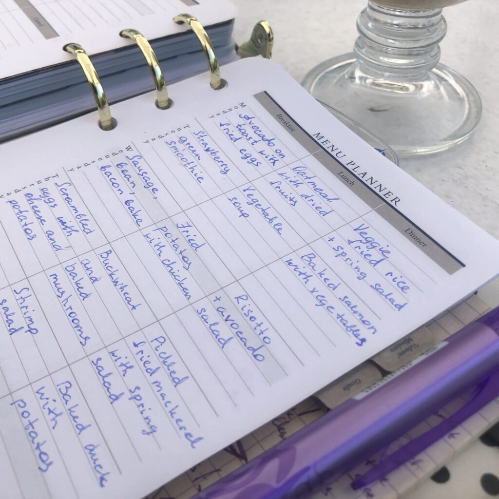 franklin personal planner
